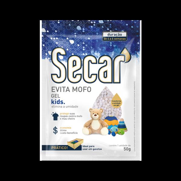 Evita Mofo Secar Gel - Kids 50g