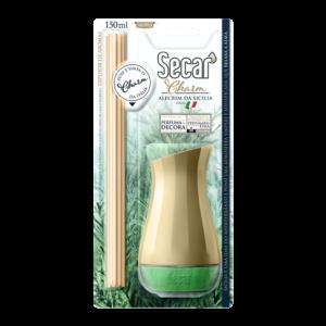 Difusor de Aromas Secar Charm - Alecrim da Sicília - 150ml