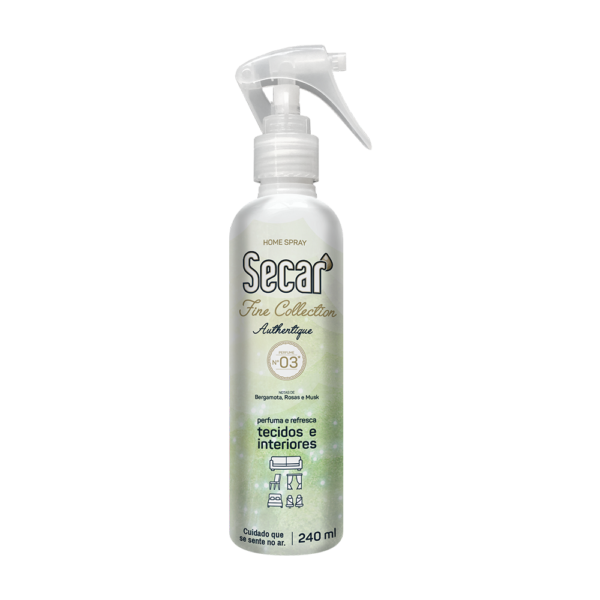 Home Spray Secar Fine Collection Authentique