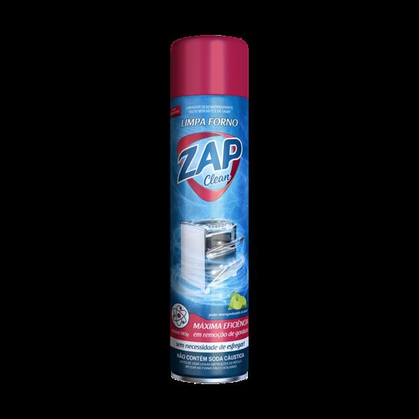 Limpa Forno Zap Clean - Limão - 400ml