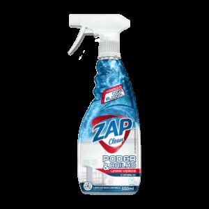 Limpa Vidros Zap Clean - Gatilho - Original - 500ml
