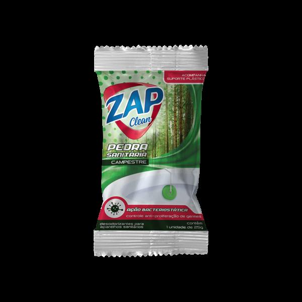 Pedra Sanitária Zap Clean - Sache - Campestre - 25g
