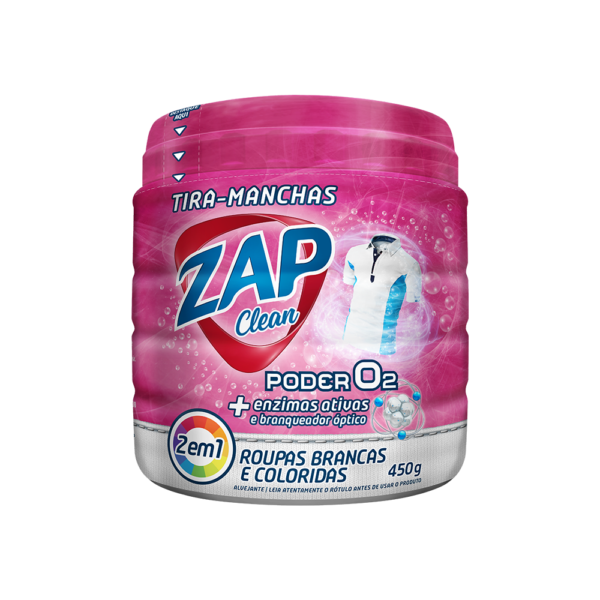 Tira Manchas Zap Clean - 450ml